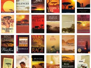 en lumière – Pourquoi les livres sur l'Afrique ont-ils tous la même couverture?