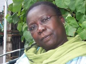 Odile Tendeng:ontwikkeling heeft geen voorouders
