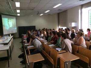 Le Vivre Ensemble à l'Université de Namur