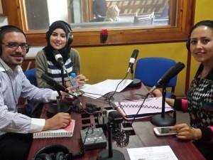 Première émission radio en direct pour les coachs territoriaux