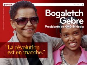 Conférence-débat. Bogaletch Gebre, une révolution de l'intérieur.
