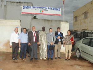 Les temps forts de l'ONG. La Région de l'Oriental (Maroc) et la Région de Kaolack (Sénégal) ensemble pour la coopération Sud-Sud