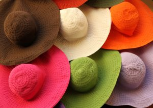 cotton summer hats on market